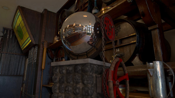 Dutch Free 360° HDRI – 008 | Distillery Museum 3D render 008c