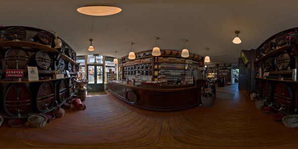Dutch Free 360° HDRI – 008 | Distillery Museum panoramic version 008c