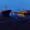 Dutch Free 360° HDRI – 019 | Early morning Harbour scene
