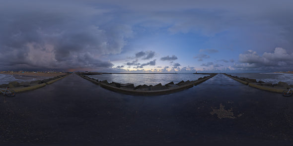 Dutch Skies 360° HDRI - 19k (XL) - 018 | Dutch Skies 360° HDRI 19k (XL) scene | panoramic version