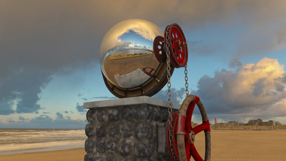 Dutch Skies 360° HDRI - 19k (XL) - 019 | Dutch Skies 360° HDRI 19k (XL) scene | 3D render