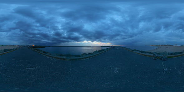 Dutch Skies 360° HDRI - 19k (XL) - 022 | Dutch Skies 360° HDRI 19k (XL) scene | panoramic version