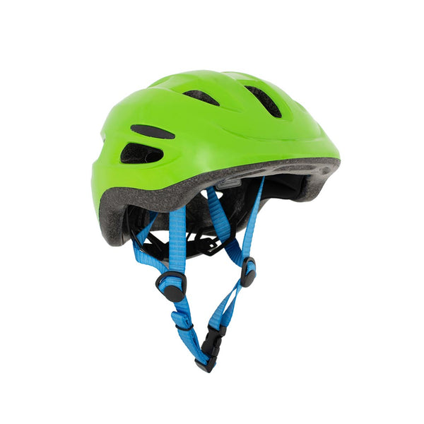 Casco Infantil Scout Gloss Green