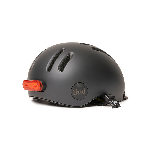 Casco Thousand Chapter Racer Black - W&W Movilidad para tu ciudad