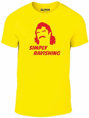 Simply Ravishing T Shirt - Funny T-Shirt Wrestling Rick Rude Comic Cool Wwe 2019 Fashion High Quality Men Tops T Shirt