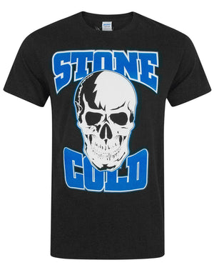 WWE Stone Cold Steve Austin Logo Men's T-Shirt Tops wholesale Tee custom Environmental printed Tshirt cheap wholesale
