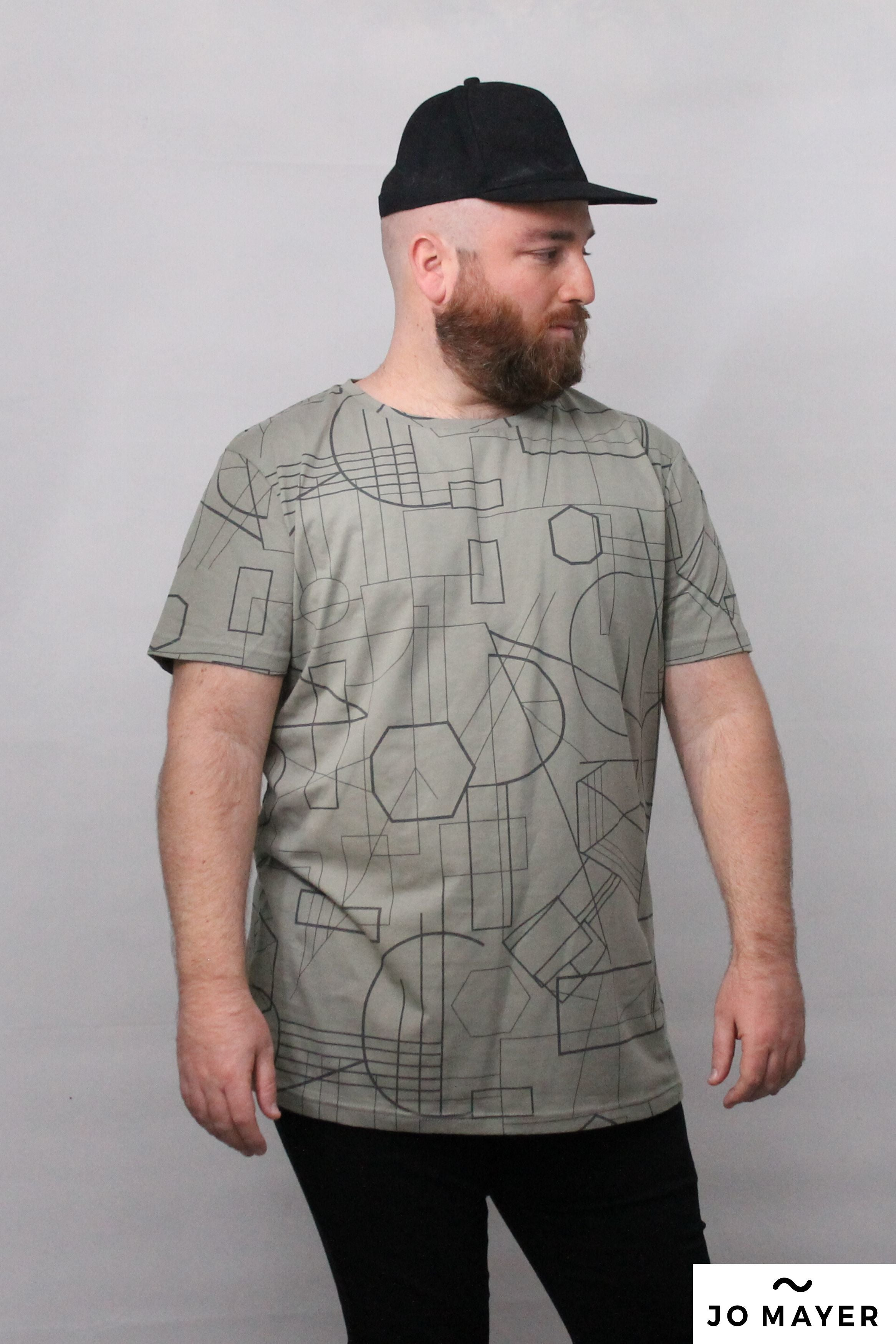 Alvin Plus Size T shirt