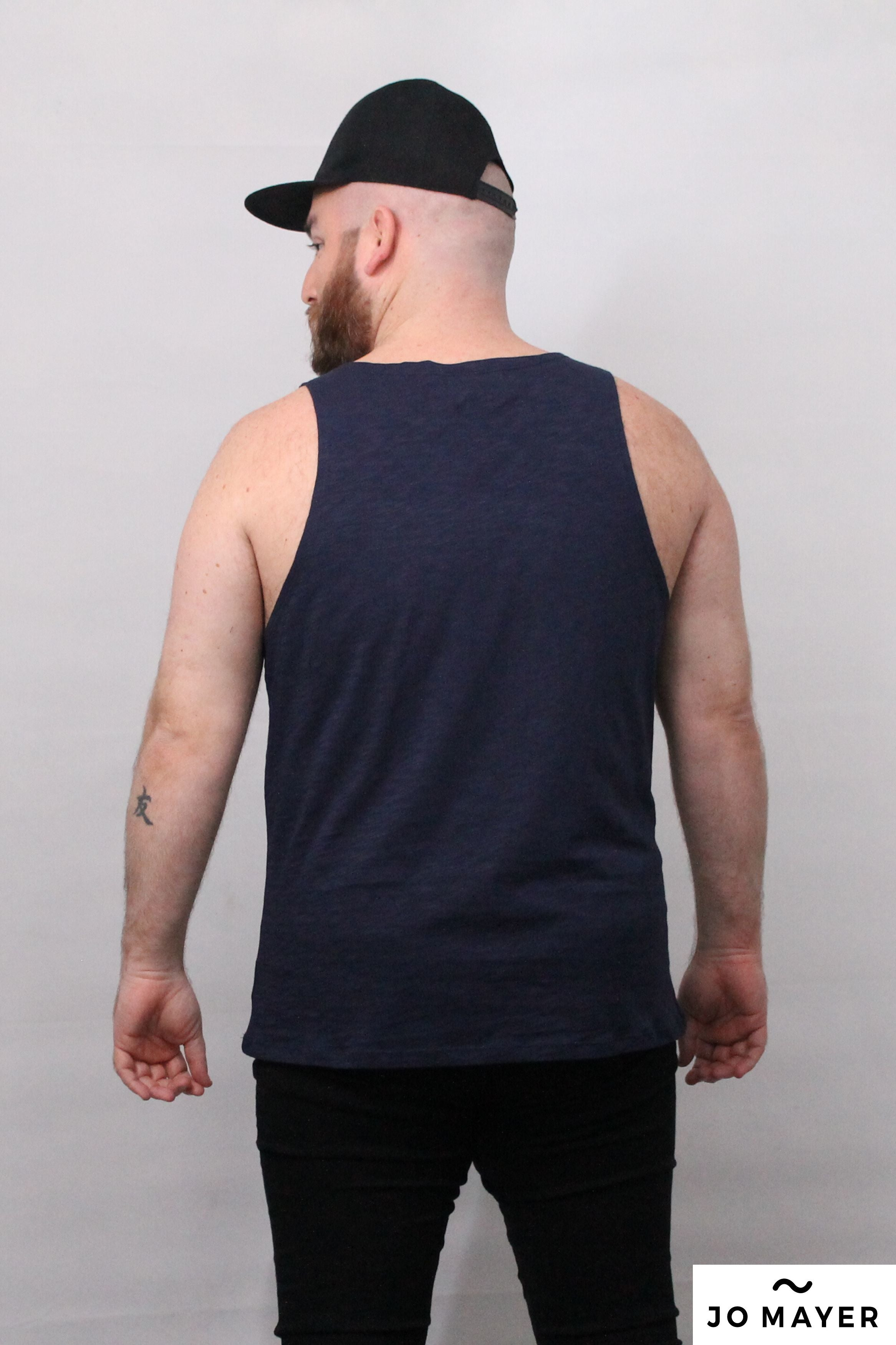 Andreas Plus Size Tank