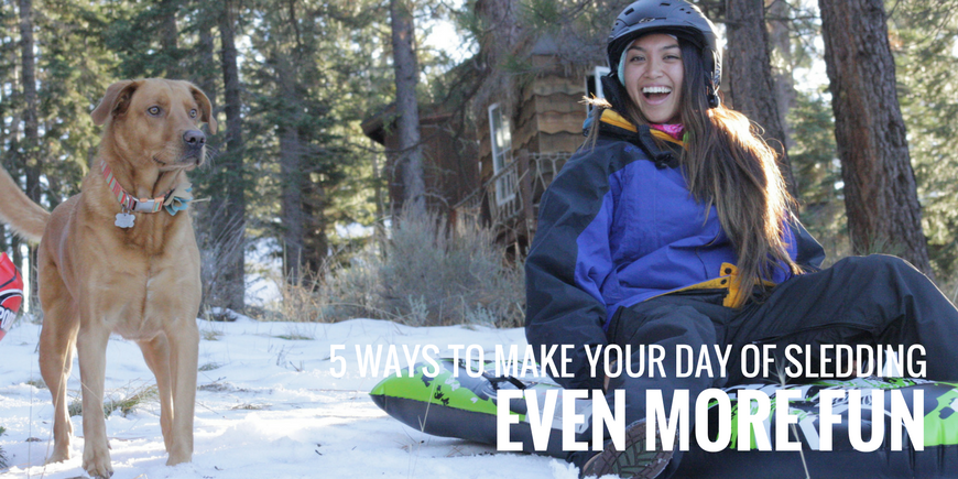 5 Ways to Make Your Snow Sledding Experience Even More Fun