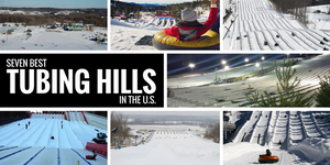 The 7 Best Tubing Hills in The U.S.