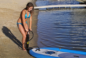An Inside Look At the Technology of Inflatable Paddle Boards