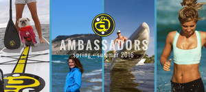 Welcome Spring/Summer 2016 Airhead SUP Ambassadors!