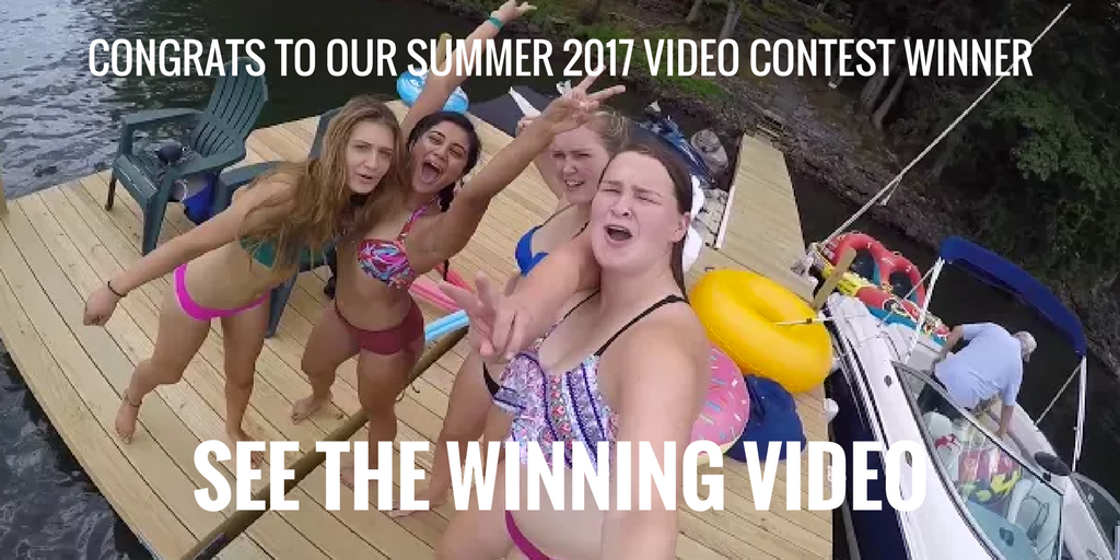 Congrats to our Summer 2017 Video Contest Winner