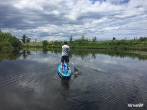 Adventure Log: First SUP Trip of the Season
