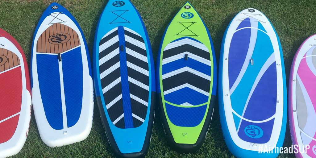 What Stand Up Paddleboard Shape Defines You?