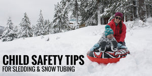 Child Safety Tips for Snow Sledding