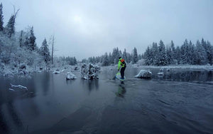 Cold Weather SUP Safety Tips