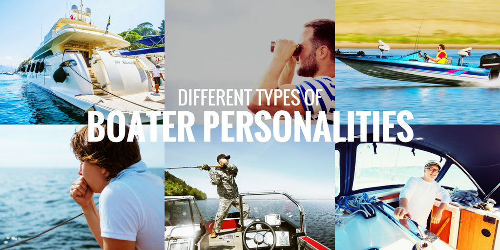 Different Types of Boater Personalities