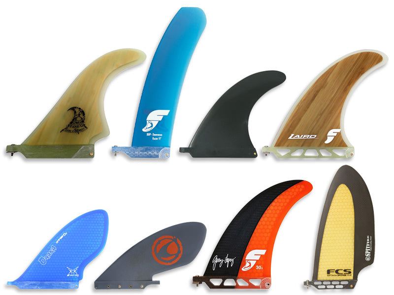 Do SUP Fins Really Matter?