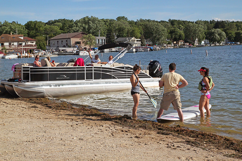 Five Tips for a Money-Saving Weekend at the Lake