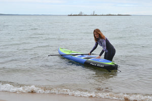 First-Timer's Guide to Stand Up Paddle Boarding