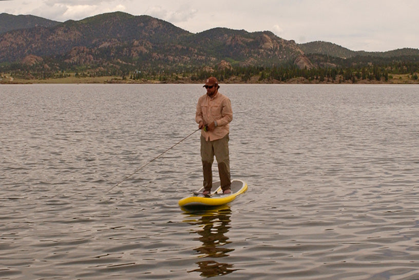 SUP Fishing: A New Perspective On the Water