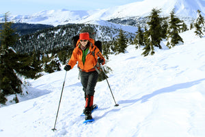 Taking Snowshoeing to the Next Level