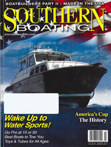 SOUTHERN BOATING JULY ISSUE