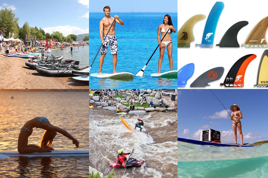 The 2014 Airhead SUP Blog Collection