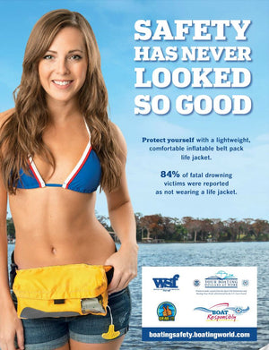 WSIA reports Boating Deaths are down 26% since 2011