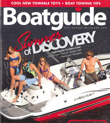 Boatguide Canada Magazine's Summer 2013 Cool New Towable Toys