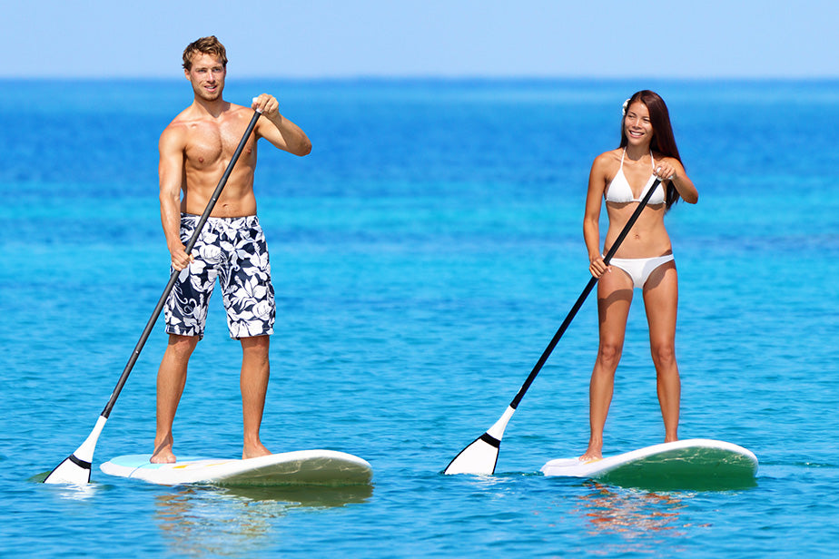 SUP Boards - SUP Accessories - SUP Basics