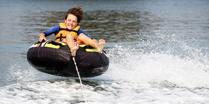 Choosing the Right Tubing for Water Sports