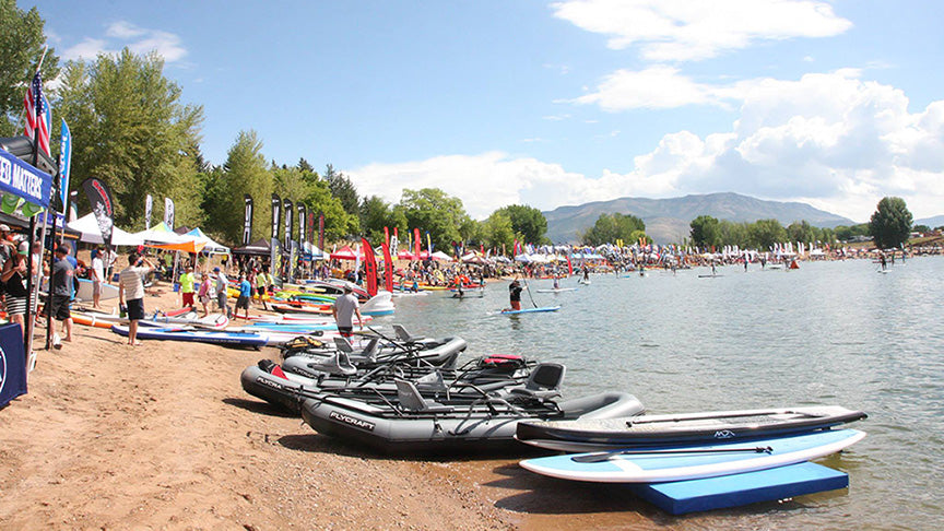 SUP Events Coming To A Town Near You!
