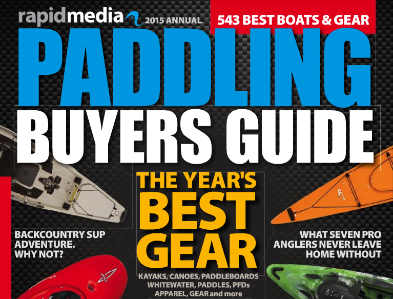 Airhead SUP Featured in Rapid Medias 2015 Paddling Buyers Guide