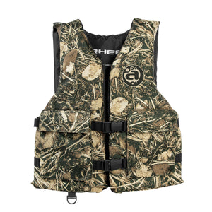 Airhead-Sportsman Youth & Adult Life Vest-Camo / Youth