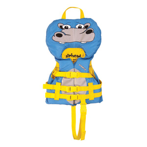 Airhead-Duckie & Hippo Infant Life Vest-Hippo