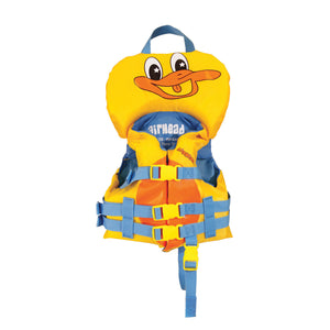 Airhead-Duckie & Hippo Infant Life Vest-Duckie
