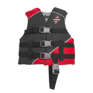 Airhead-Slash Child-Adult Life Vest-Red / S/M