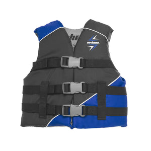 Airhead-Slash Child-Adult Life Vest-Blue / Youth