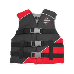 Airhead-Slash Child-Adult Life Vest-Red / Youth