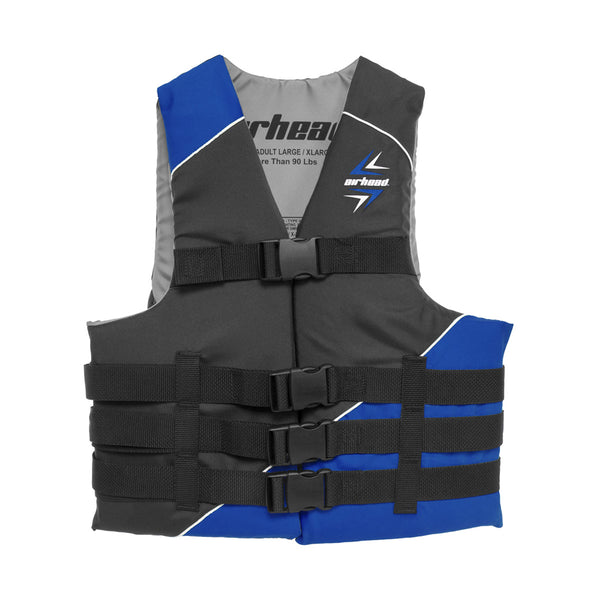Airhead-Slash Child-Adult Life Vest-Blue / 4XL/6XL