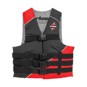 Airhead-Slash Child-Adult Life Vest-Red / XS
