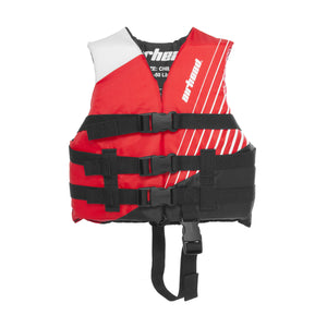 Airhead-Ramp Child-Adult Life Vest-Red / Child