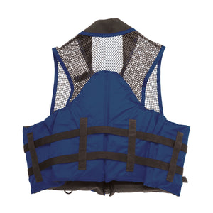 Fishing Deluxe Adult Life Vest