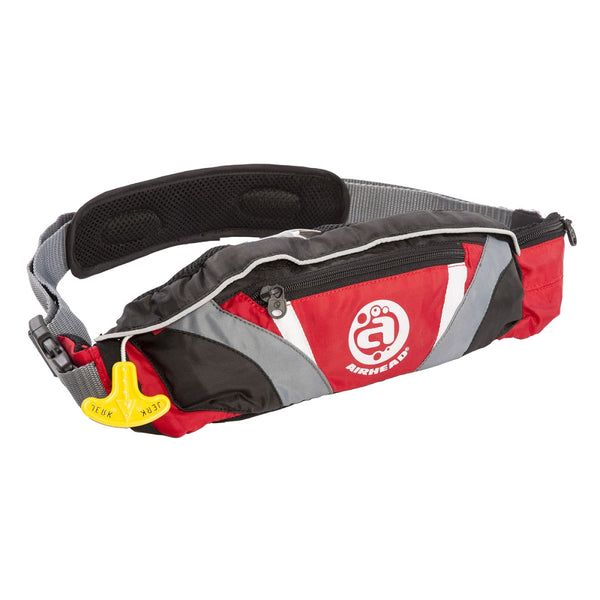 Airhead-Inflatable Belt Pack PFD Slimline Deluxe 24G-