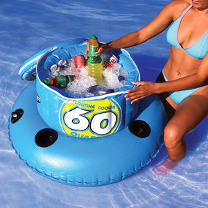 Airhead-60 Quart Floating Cooler-