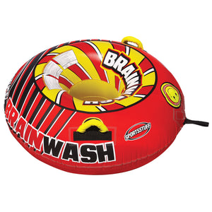 Airhead-Brainwash Towable, Rope & Pump-
