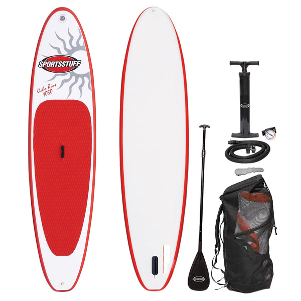 Ocho Rios 1030 iSUP with SUP Paddle