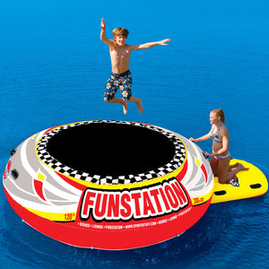 Airhead-Funstation Bouncer 10'-